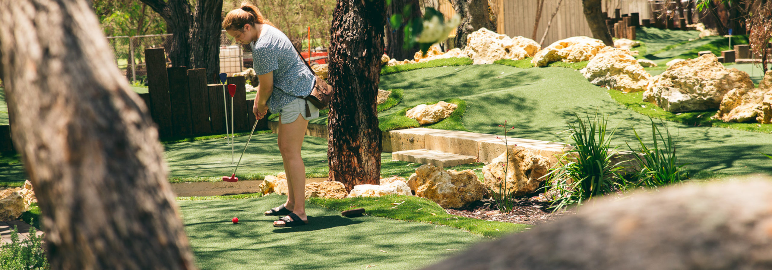 Par 3 Golf & Mini Golf Busselton, South West