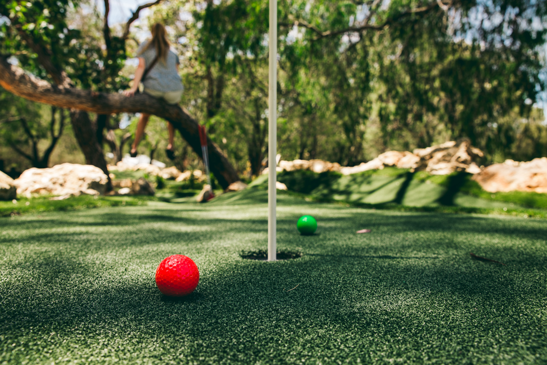 Mini Golf Margaret River | The Par 3 | Things to do In Margaret River. Best Mini Golf Margaret River. Mini Golf Dunsborough. #minigolf #golf #margaretriver