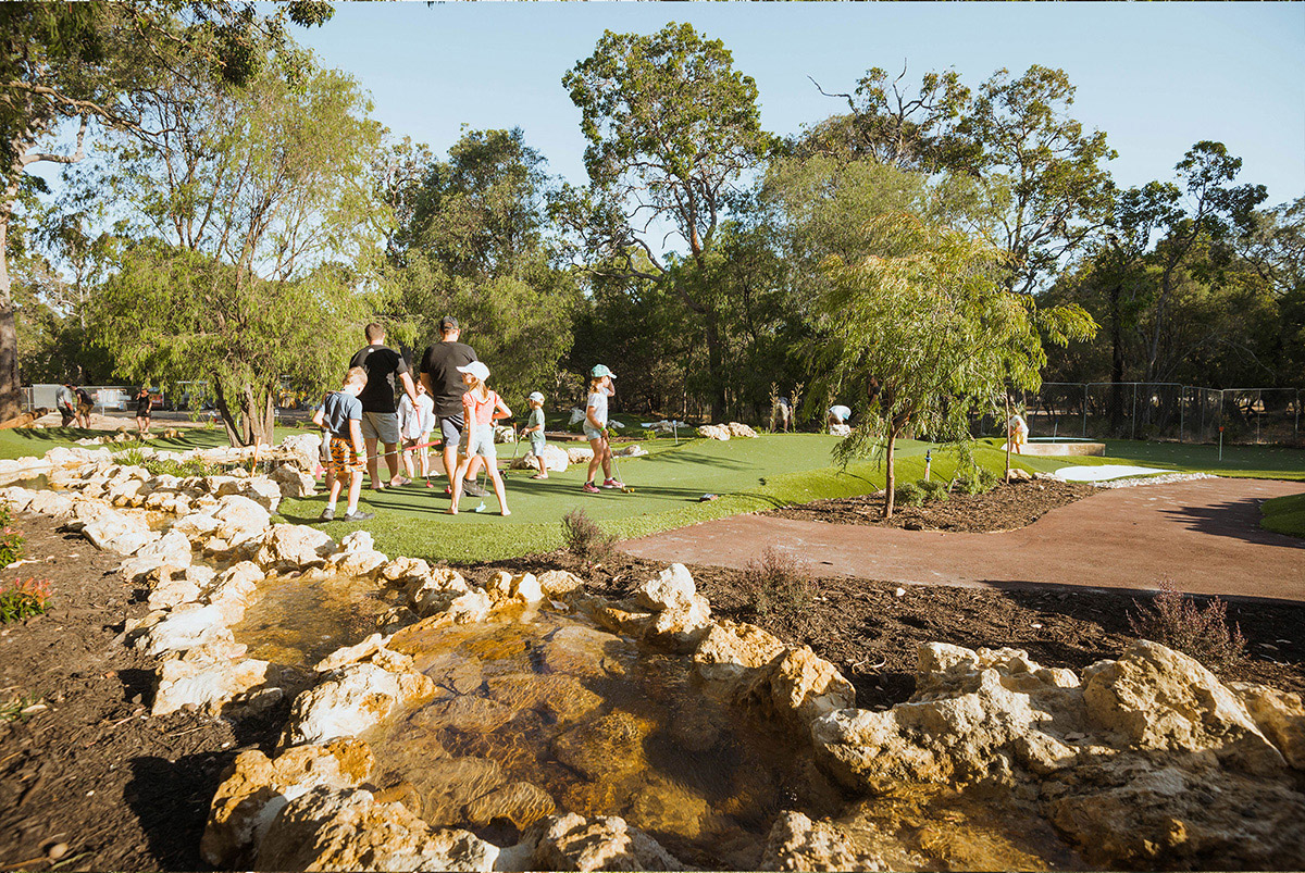 MiniGolf Margaret River | The Par 3 | Things to do In Margaret River. Best Mini Golf Margaret River. Mini Golf Dunsborough. #minigolf #golf #margaretriver
